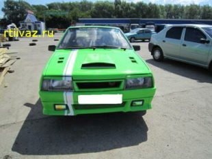 IMG 2698 e1509599718157 Легковые автомобили Ваз 2109 «тюнинг»