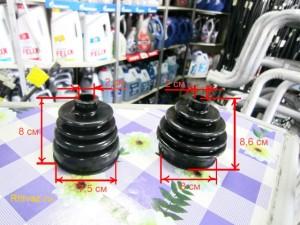 dimensions CV Boot 2108 300x225 А вы не хотели бы узнать размеры пыльников шруса ваз