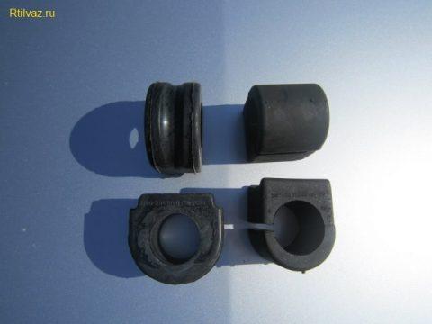 втулки стабилизатора уаз 3160-2906040-10, 3160-2906041-10
