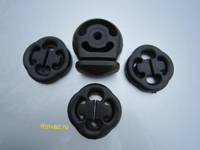 Комплект крепление глушителя ваз 2110, 21213-1203073, 2108-1203073-20р