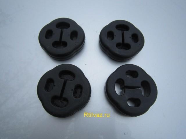 Комплект крепление глушителя ваз 1117, 1118, 1119, 1118-1203073