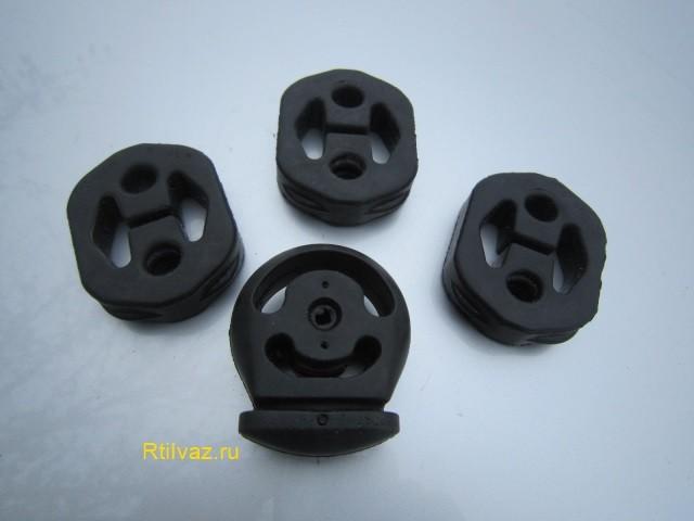 Комплект крепление глушителя ваз 2170, 2170-1203073