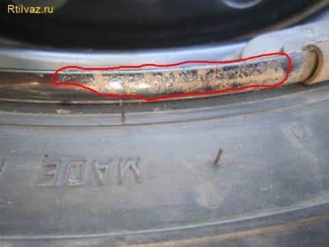 How to paint the wheels 480x360 Покраска дисков своими руками в гараже