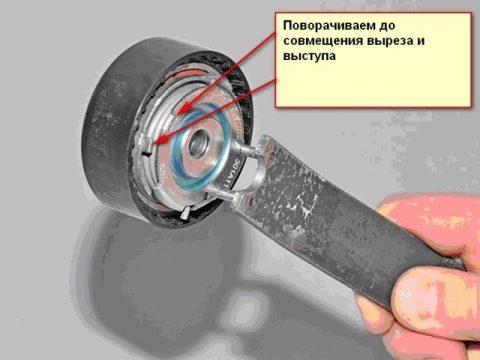 Как снять шкив коленвала приора 16 клапанов