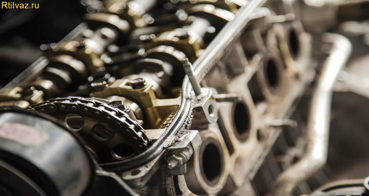 Repair engine VAZ  106 Двигатель ВАЗ 2106 в 3D