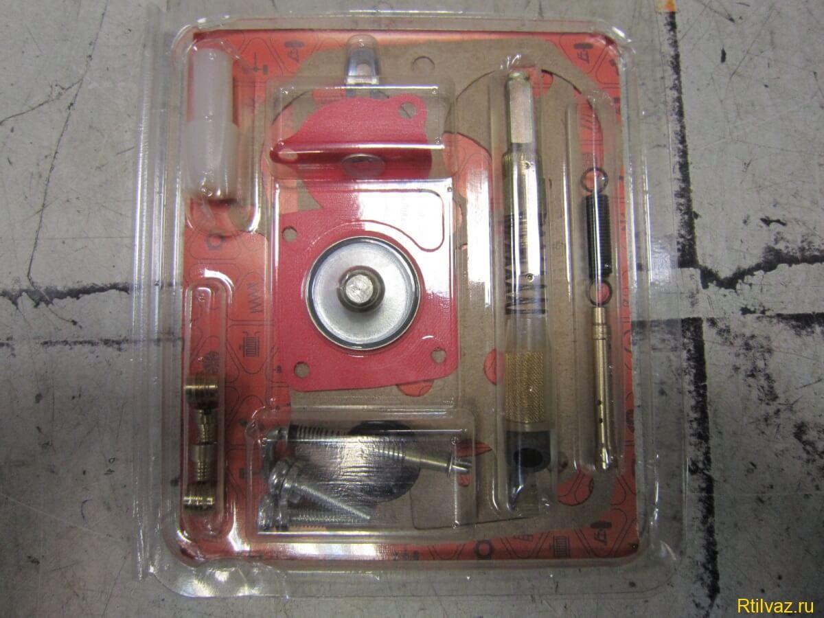 Ремкомплект карбюратора ваз 2107