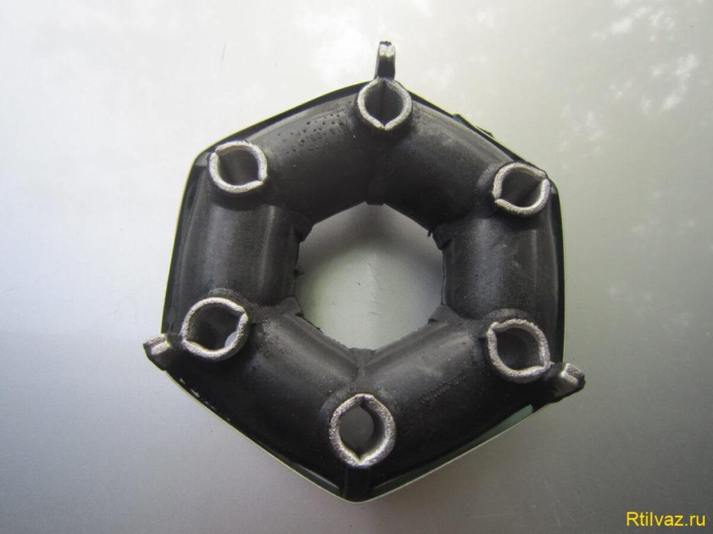 2101-2202120Р эластичная муфта ваз 2107 БРТ завод